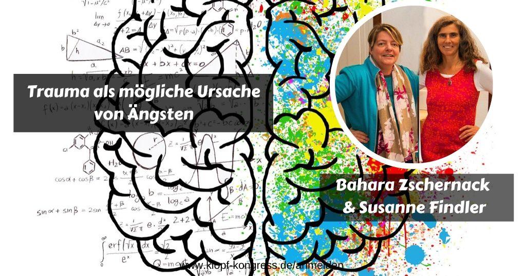 Bahara Zschernack Susanne Findler Angst und Trauma