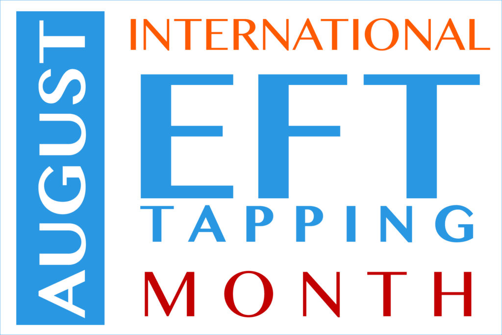 logo international tapping month