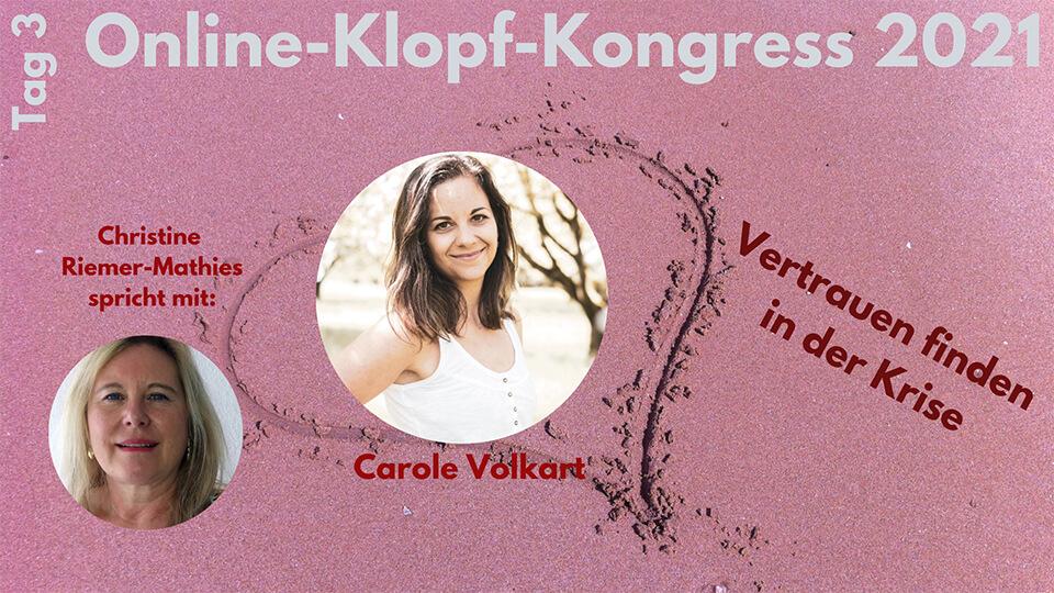 Interview Carole Volkart