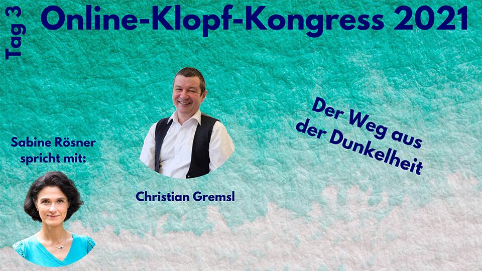 Interview Christian Gremsl
