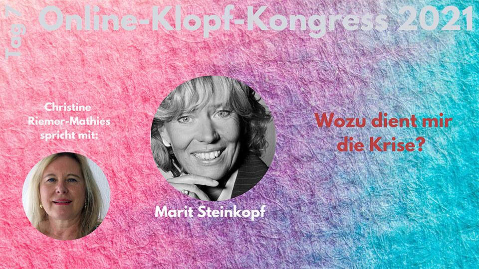Interview Marit Steinkopf