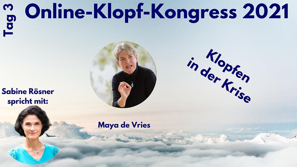 Interview Maya de Vries