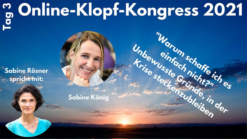 Interview Sabine König
