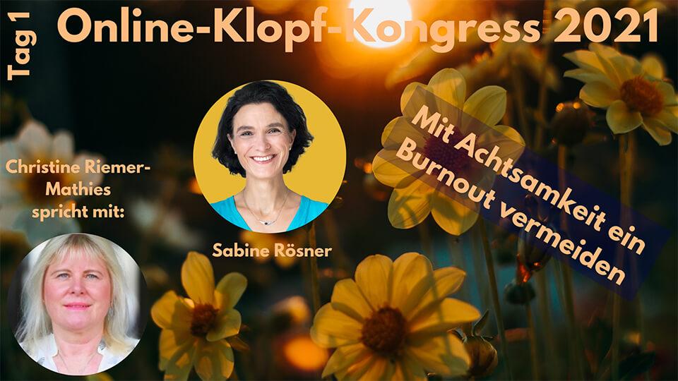 Interview Sabine Rösner