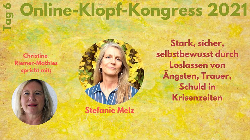 Interview Stefanie Melz