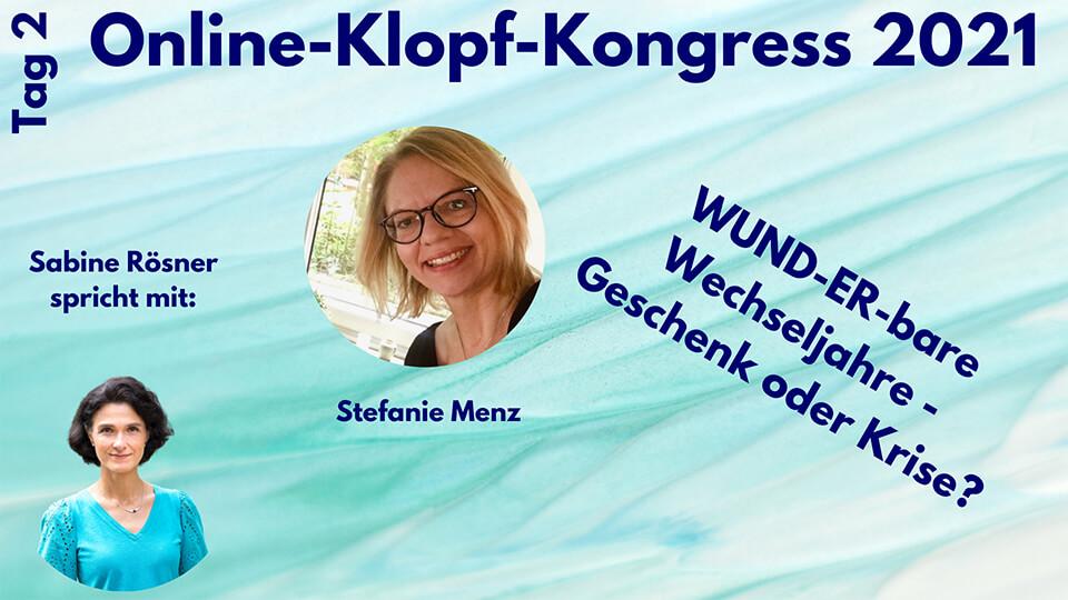 Interview Stefanie Menz