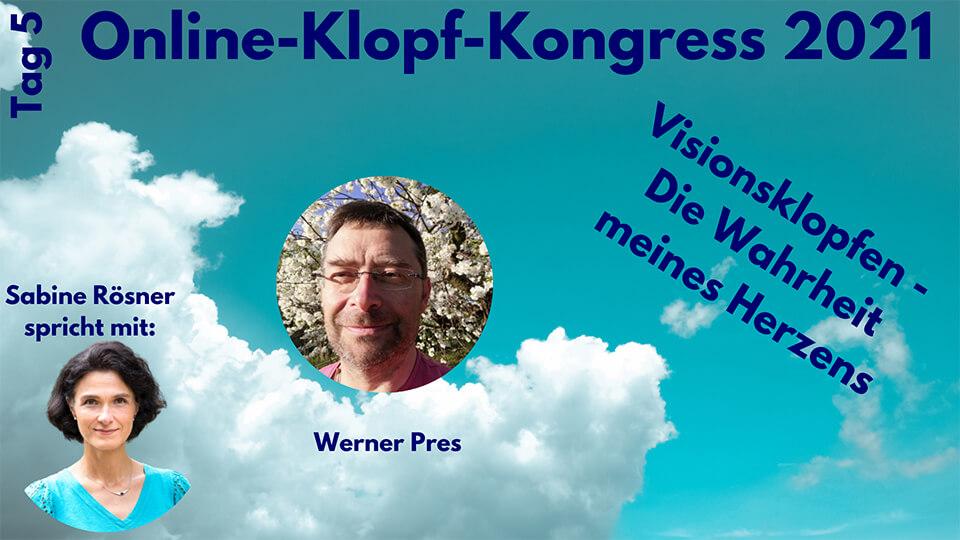 Interview Werner Pres