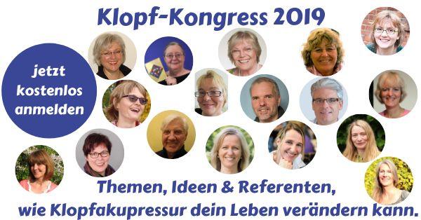 Referenten des Klopf-Kongress 2019
