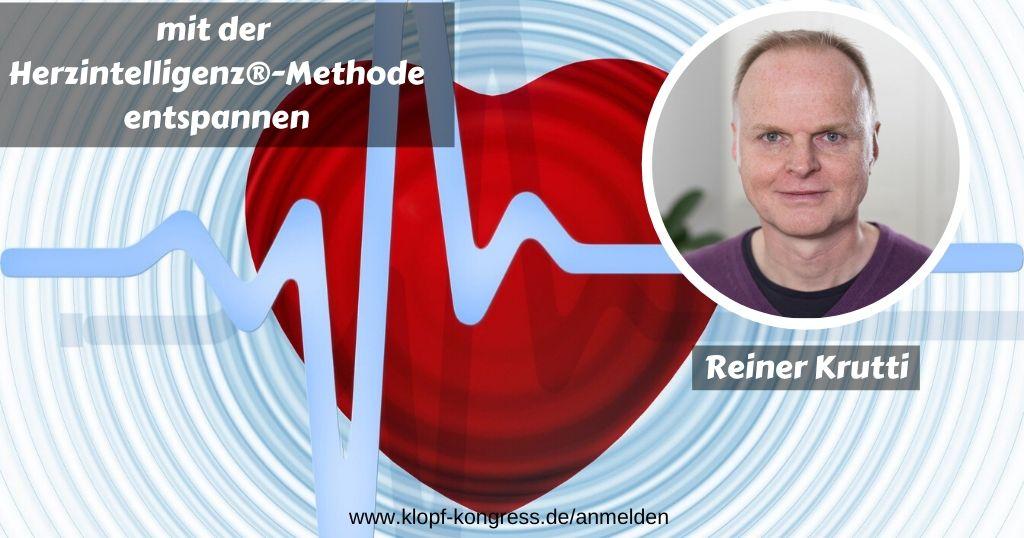 Reiner Krutti HeartMath