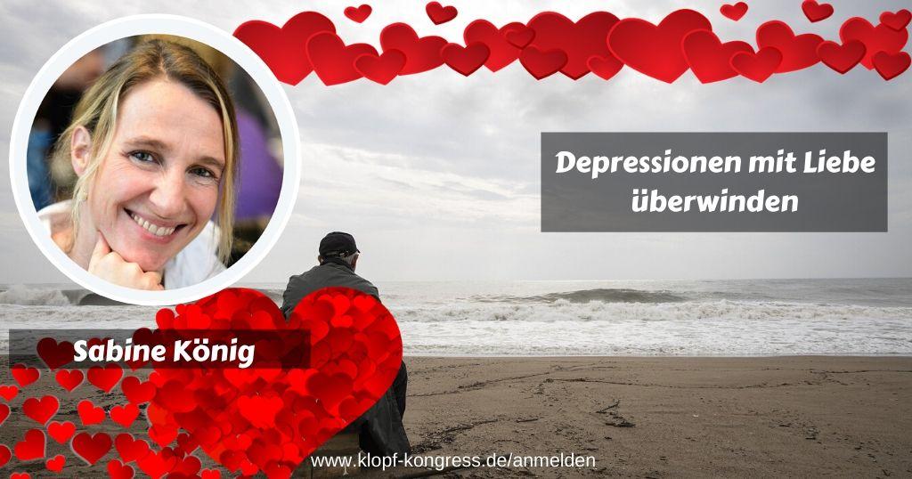 Sabine König Depressionen