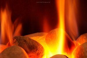 heiße Kohle