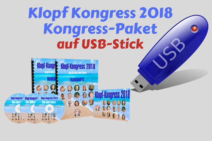 Klopf-Kongress Paket 2018 USB