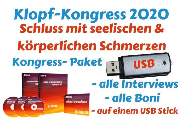 kk Paket seelische und körperliche Schmerzen USB