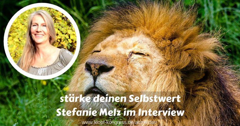 stärke deinen Selbstwert Stefanie Melz